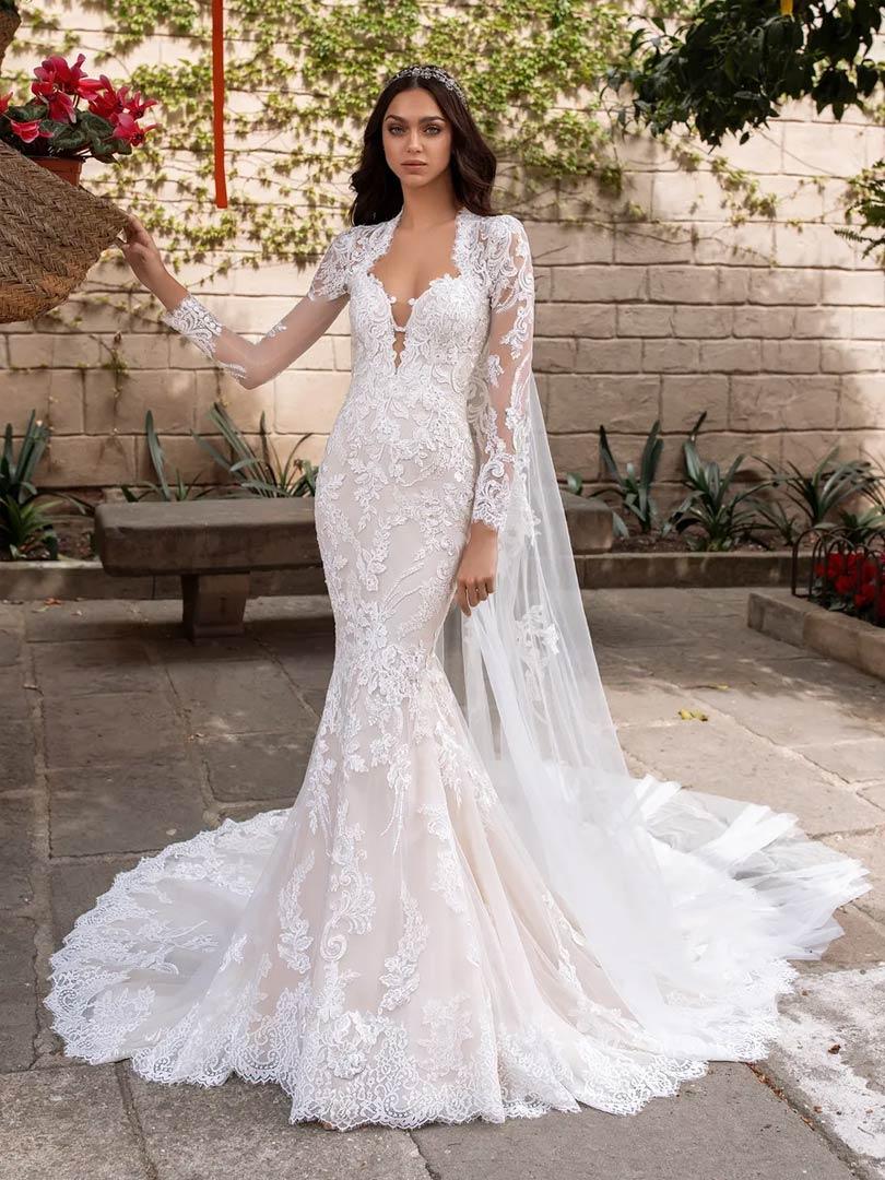 Pronovias Aegir Wedding Dress