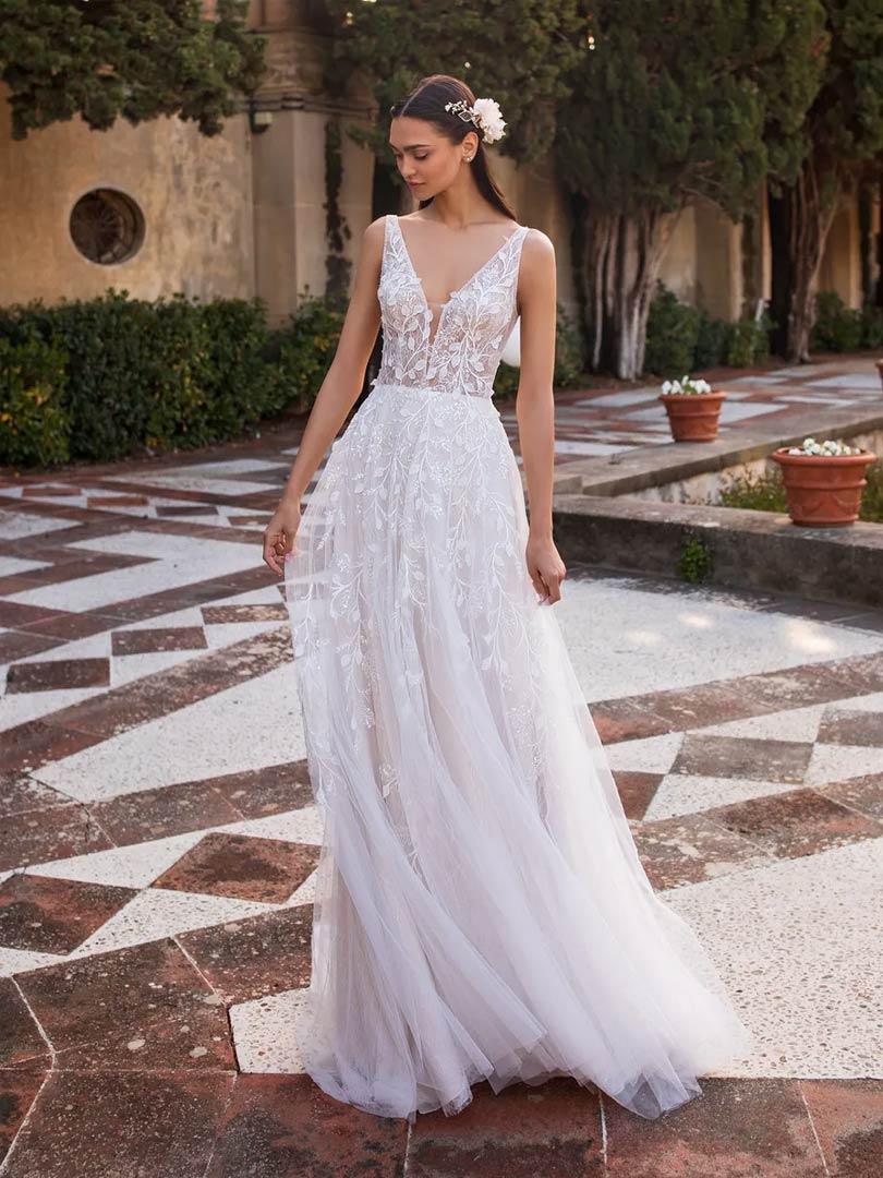 Pronovias Elara Wedding Dress