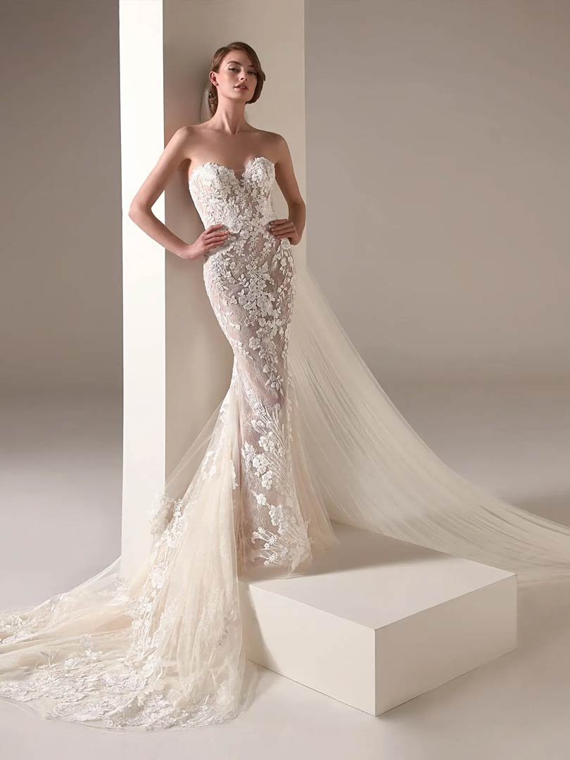 Pronovias Zaha Wedding Dress