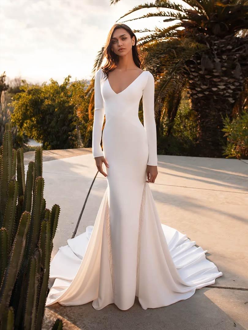 Pronovias Bianca Wedding Dress