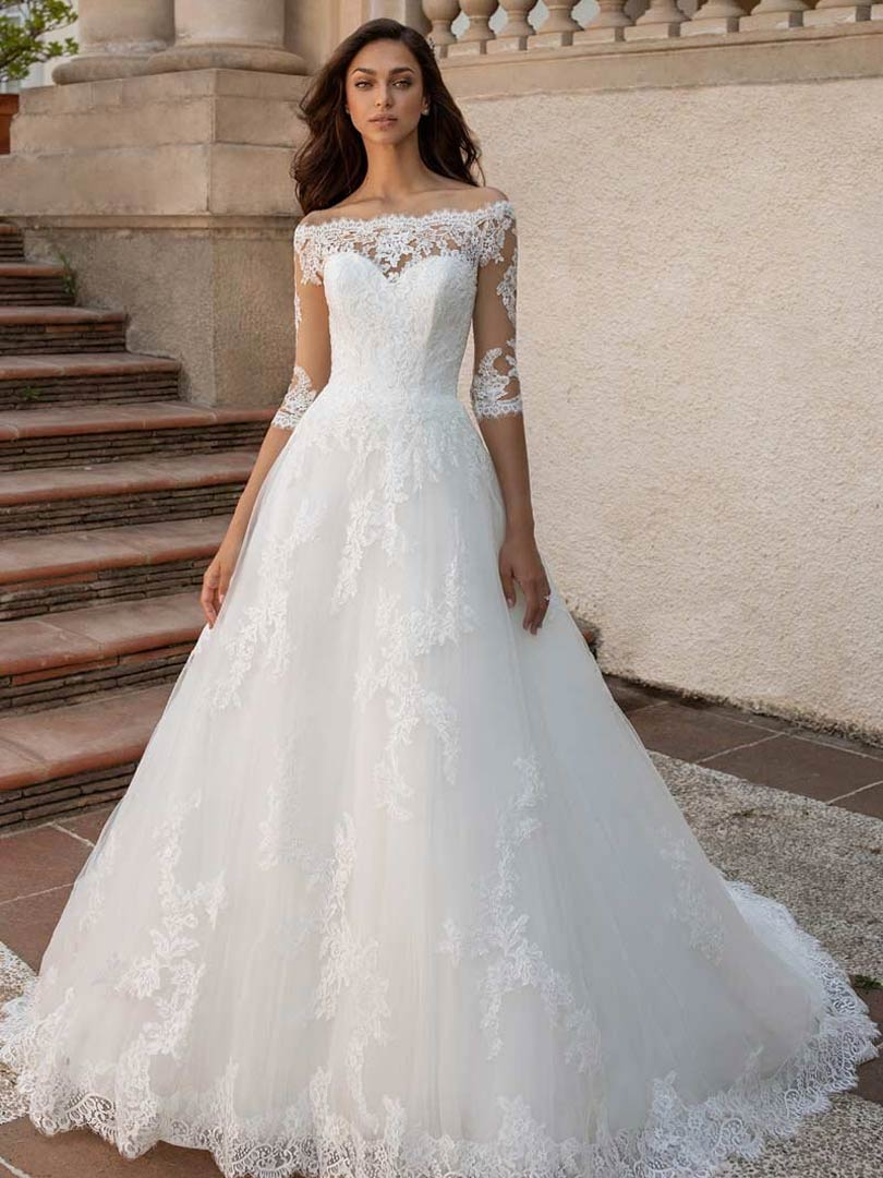 Pronovias Kimba Wedding Dress
