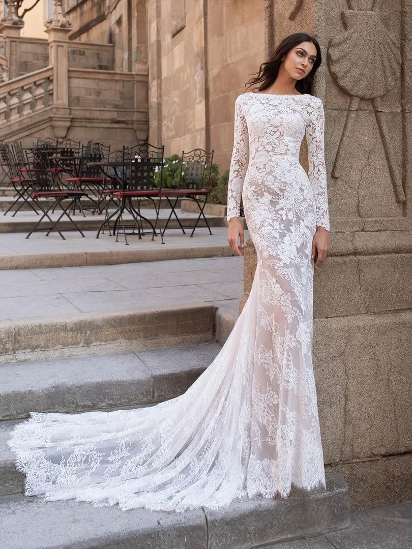 Pronovias Vincenta Telesto Wedding Dress