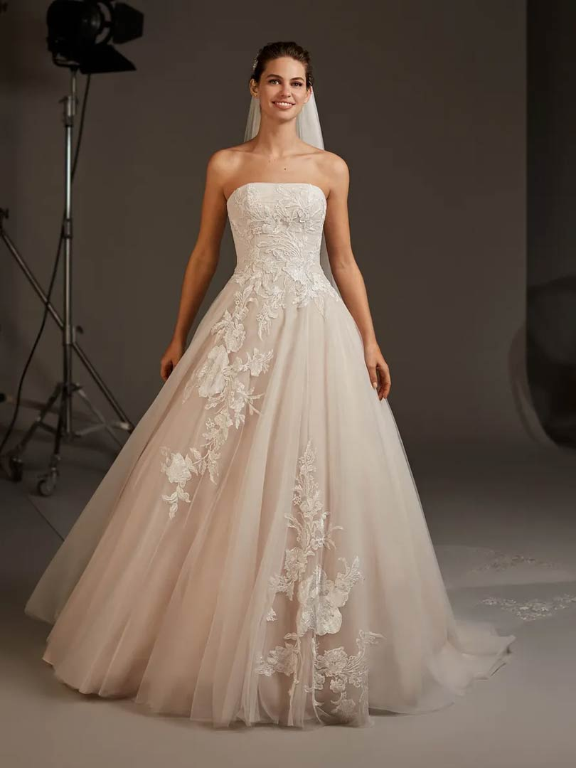 Pronovias Lynx Wedding Dress