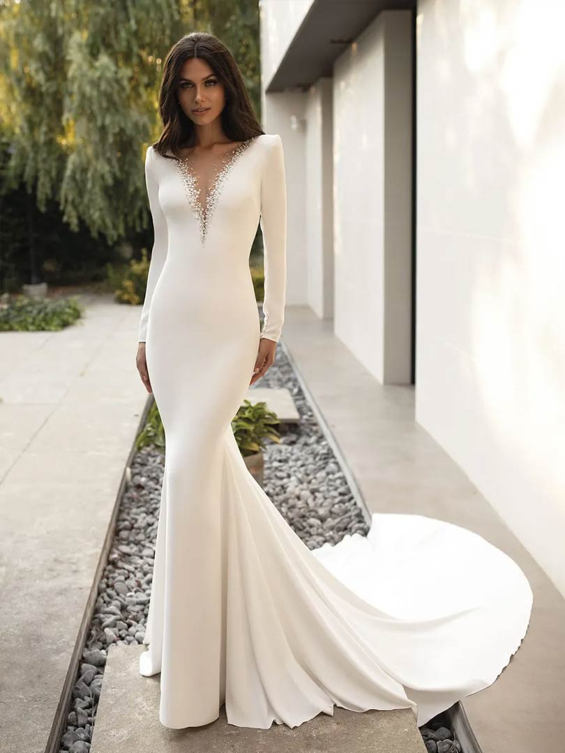 Pronovias Elletra Wedding Dress