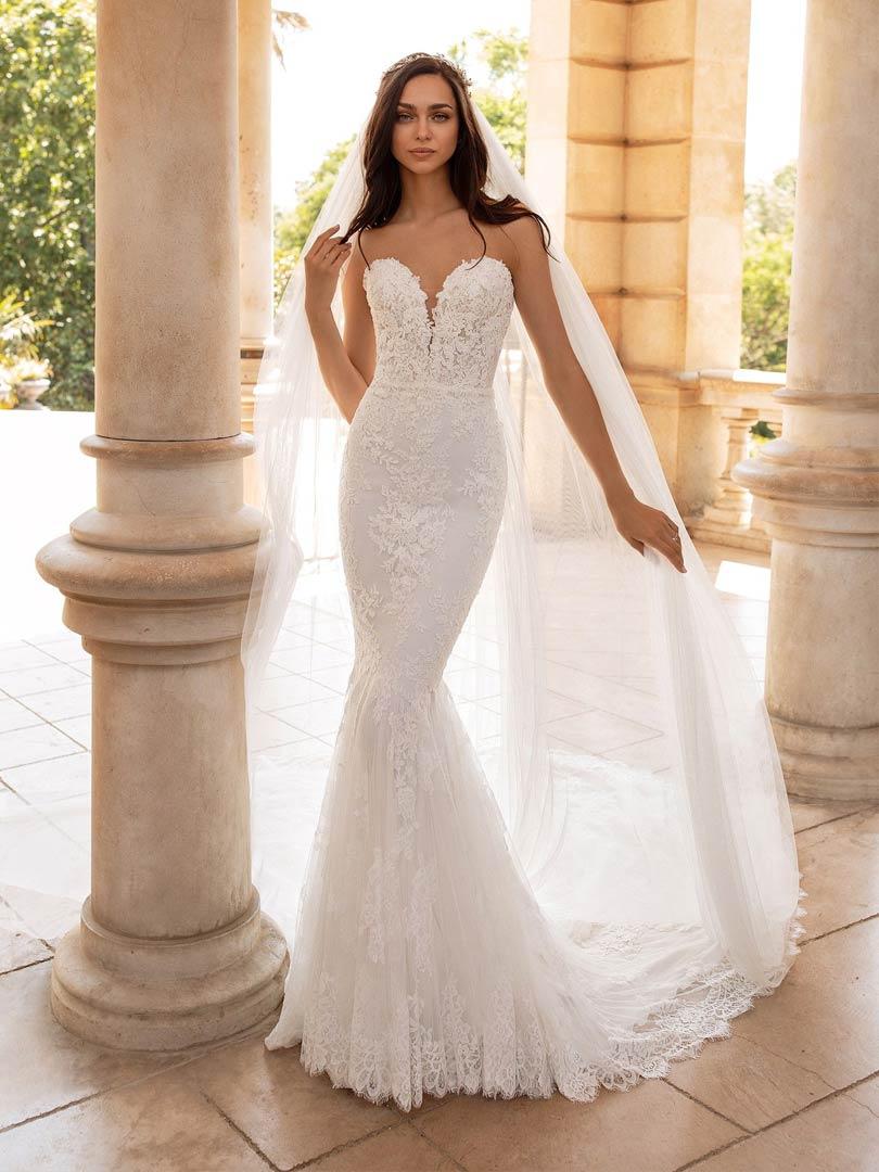 Pronovias Ermin Wedding Dress