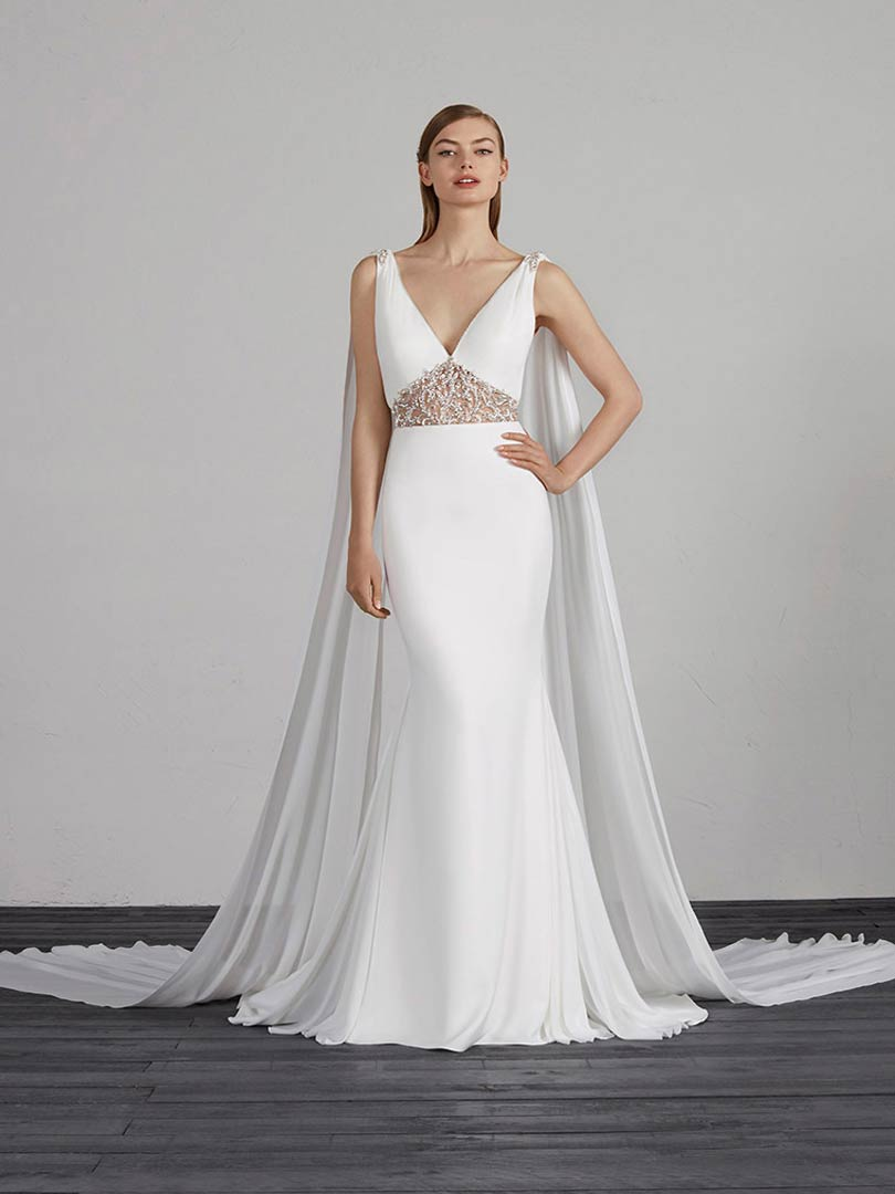 Pronovias Macao Wedding Dress