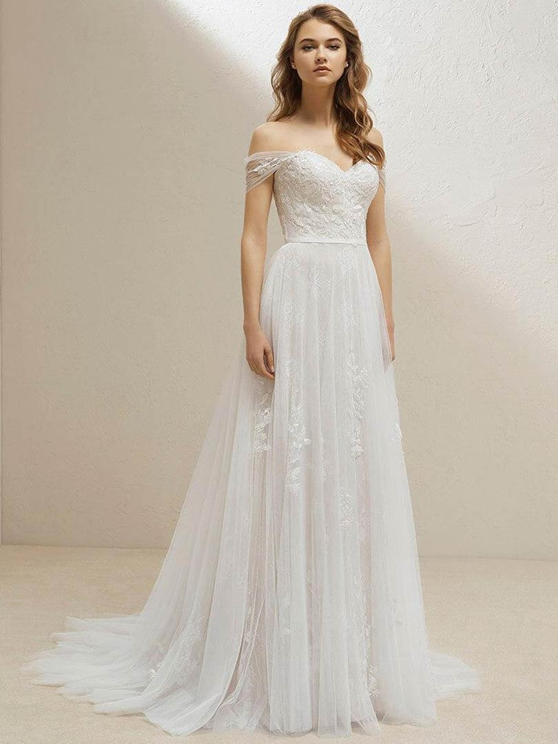 Pronovias Vaula Wedding Dress