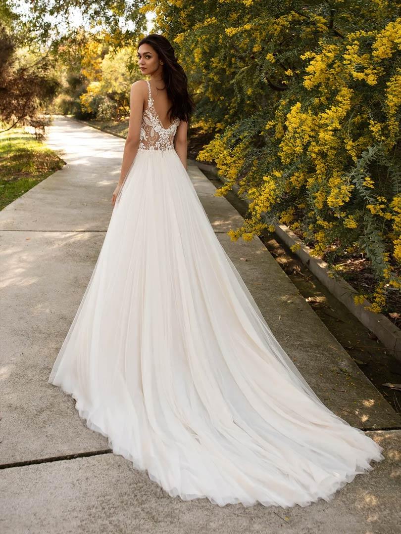Pronovias Ursa Wedding Dress