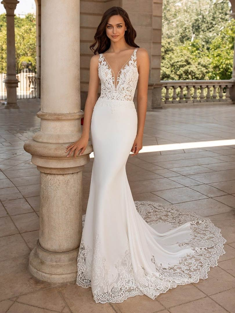 Pronovias Erandi Wedding Dress