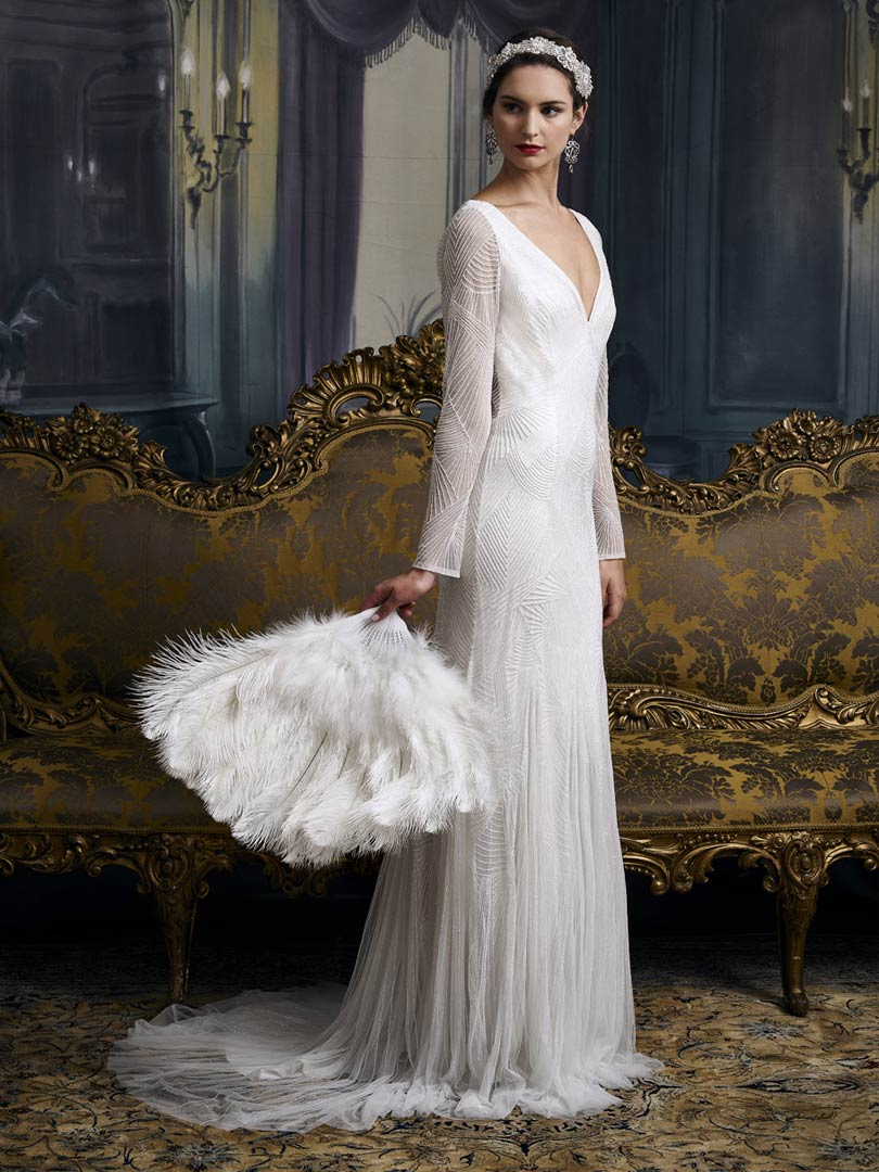 Eliza Jane Howell Millie Dilmount Wedding Dress